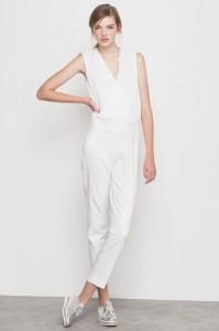 Une alternative à la robe de mariée : la petite robe blanche / Sélection à découvrir sur le site d'inspiration mariage The great Palette