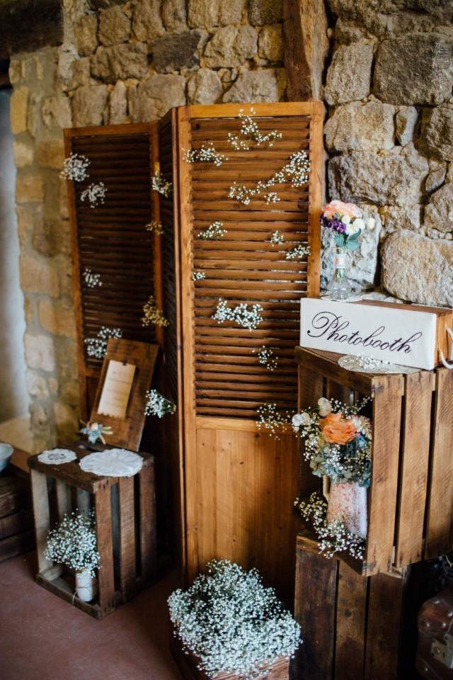 Des idées pour un mariage corail - Photographe : Alison Bounce
