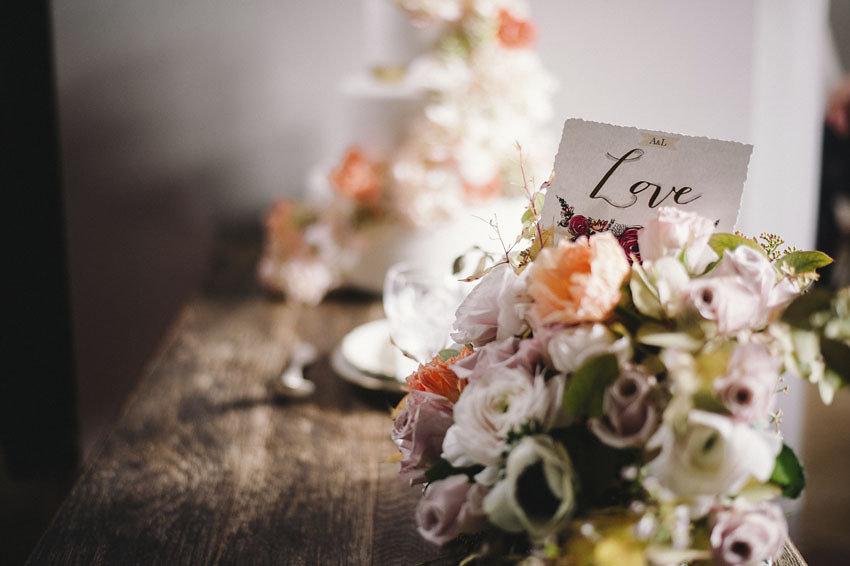 Des idées pour un mariage corail - Photographe : Hé Capture