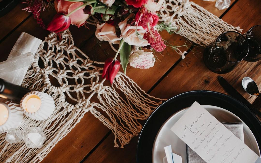 Des idées pour un mariage pourpre