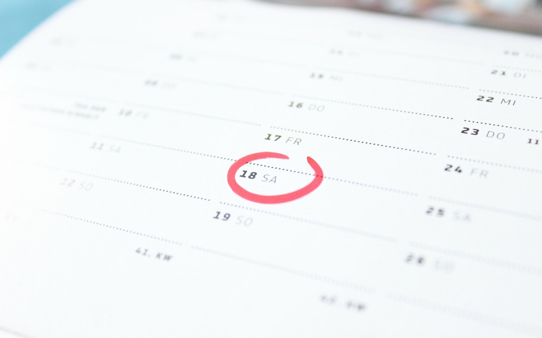 Comment déterminer la date de votre mariage