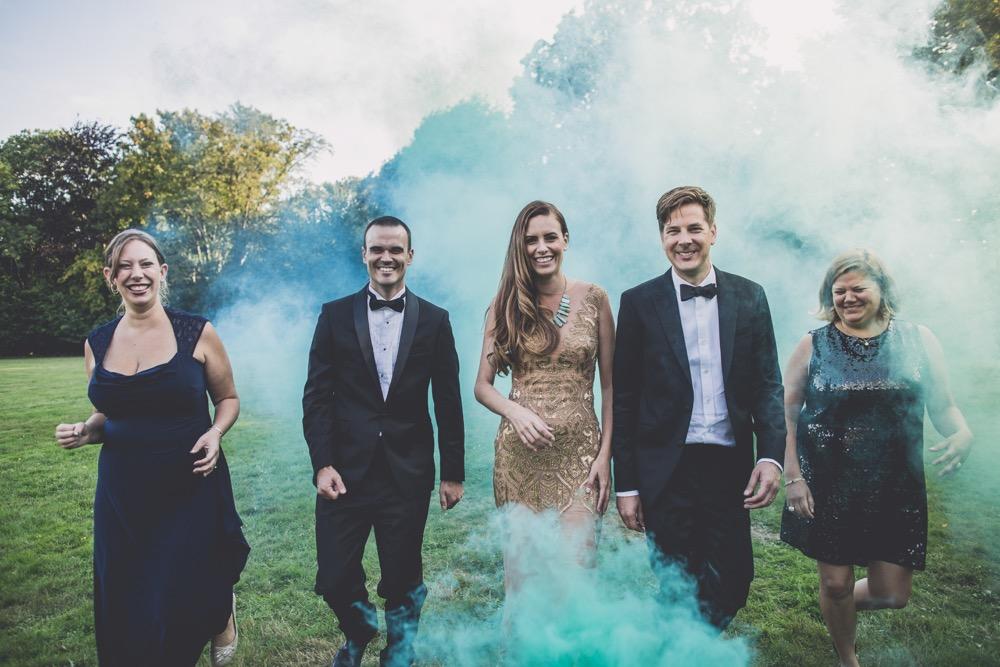 Des idées pour un mariage rock à découvrir sur le site d'inspirations mariage The great Palette - Photographe : La Paire de Cerises