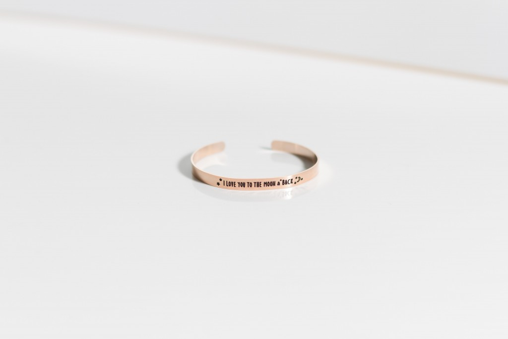Le bracelet de Weddzilla Box