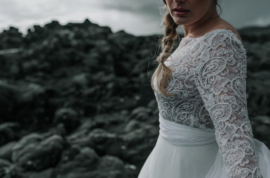 Rencontre avec Aurélie Mey, créatrice de robes de mariée