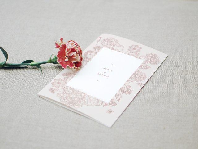 Rencontre avec Prune et Sibylle, créatrices de faire-part de mariage