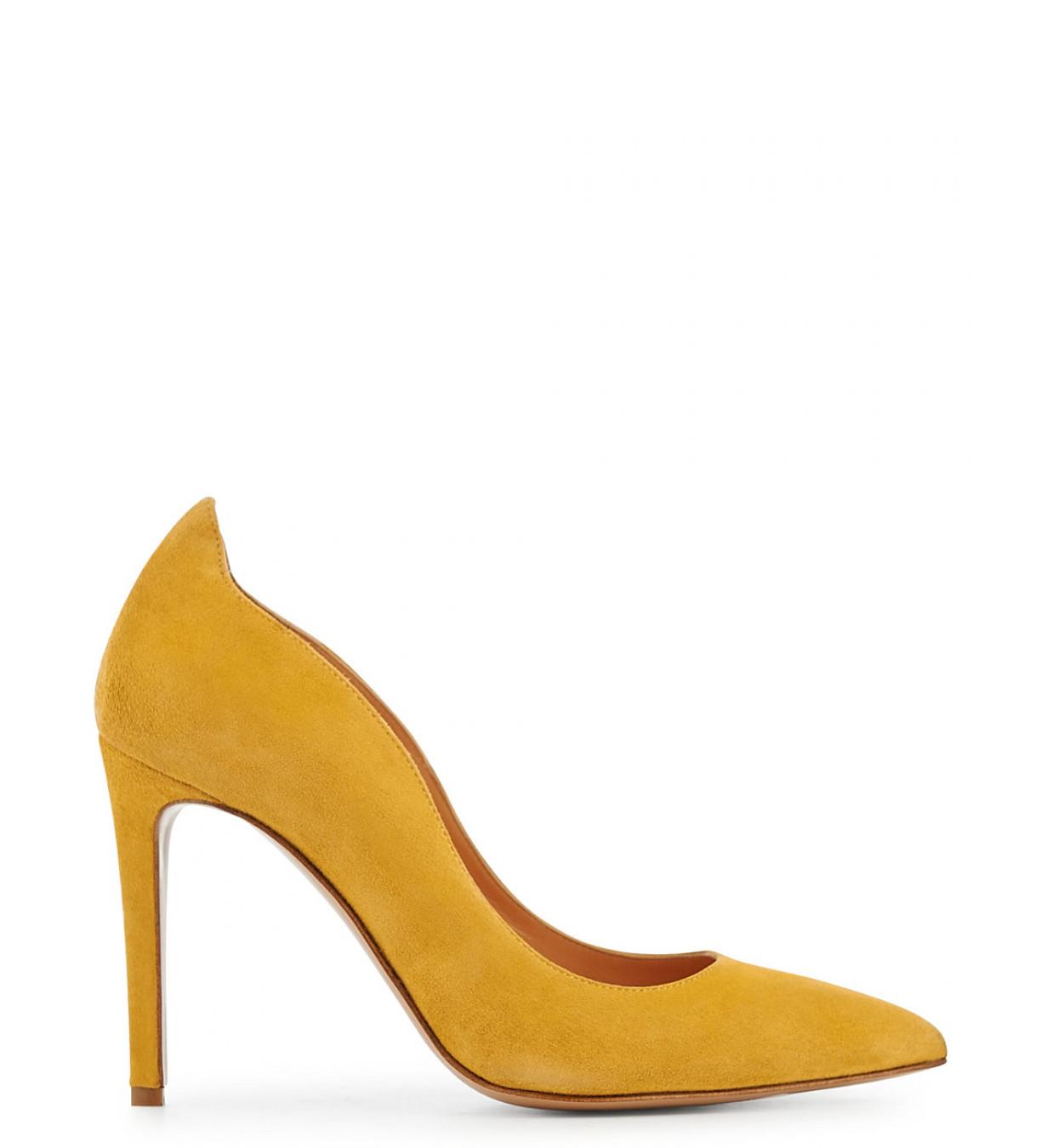 12. escarpins-hauts-jaune-chevre-velours-chaussures-mariee