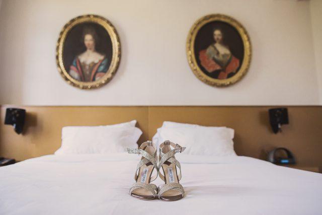 20 paires de chaussures de mariée canon