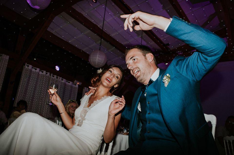 Soirée d'un mariage à Valsoyo - Photographe : Madame A Photographie