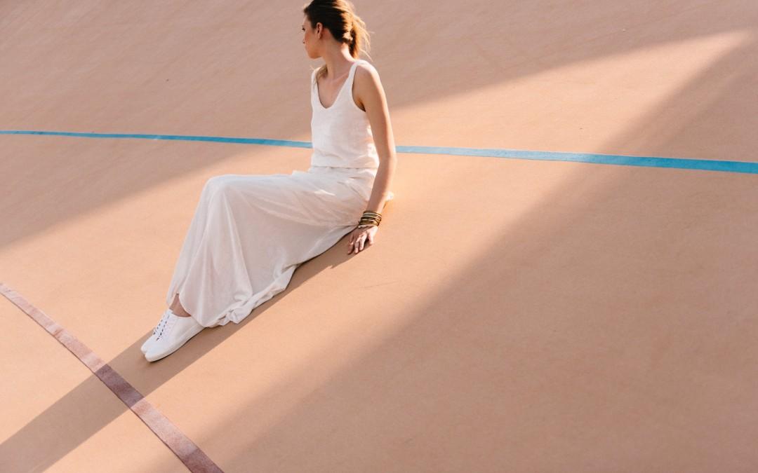Rencontre avec Clémentine Iacono, créatrice de robes de mariée
