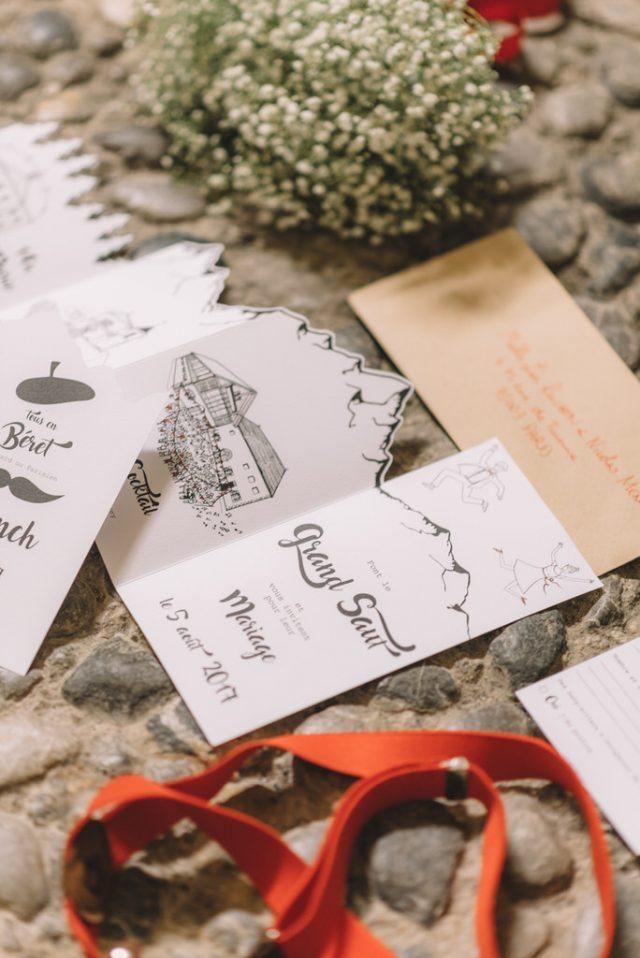 Un mariage à la Ferme de Gy près d'Annecy - Photographe : Julien Miscischia