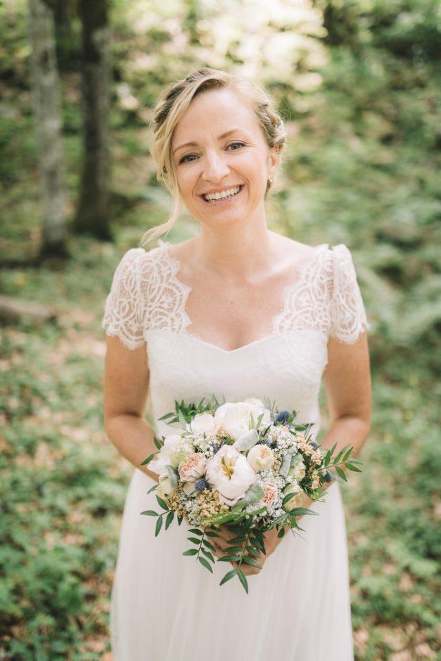 Un mariage à la montagne à la Clusaz - Photographe : Julien Miscischia