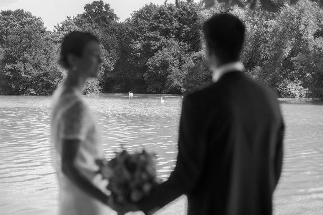 Souvenirs - Un mariage d'été dans le Val de Marne - Photographe : Marine Blanchard
