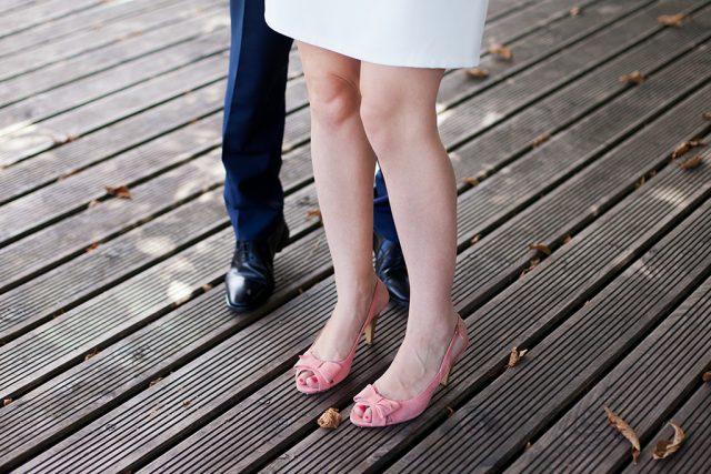 Un mariage d'été dans le Val de Marne - Photographe : Marine Blanchard