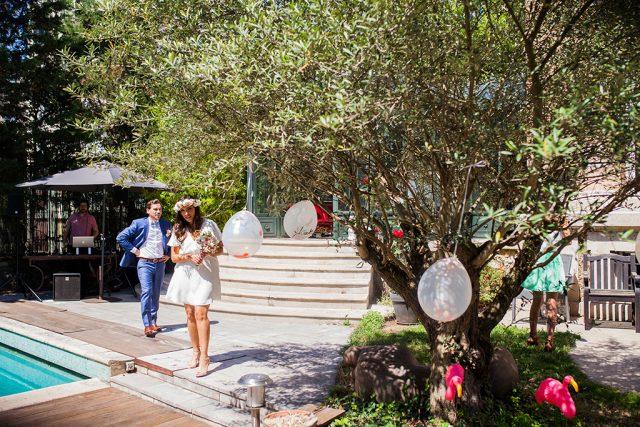 Un mariage en petit comité à Courbevoie - Photographe : Marine Blanchard