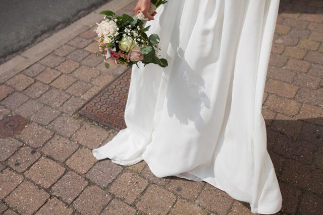 Un mariage simple du côté de Reims - Photographe : Marine Blanchard