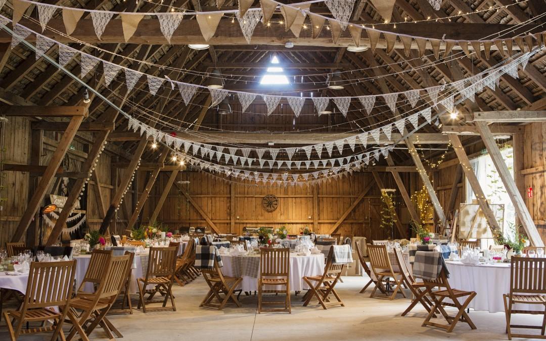 Comment trouver le lieu de réception idéal pour votre mariage ?