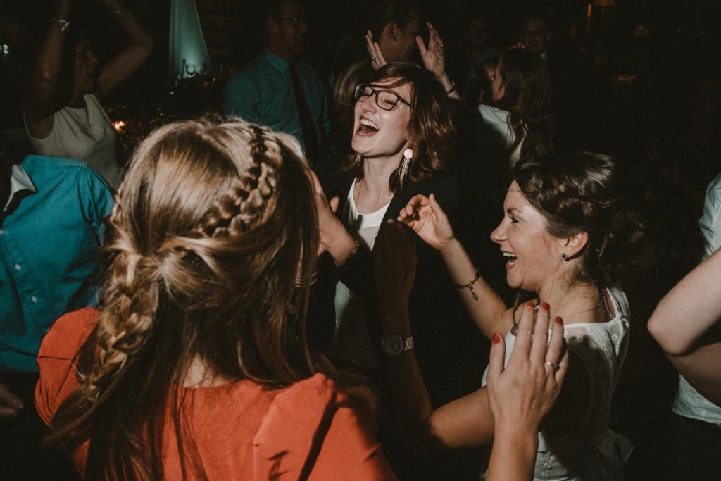 Photo de la soirée de mariage - Photographe : Gerald Mattel