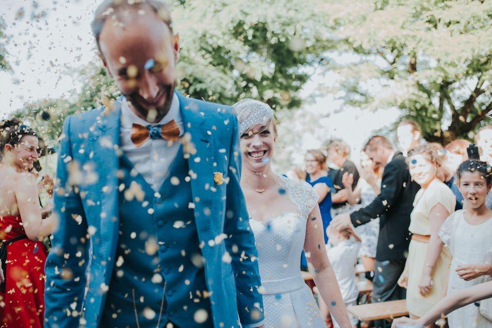 Mariage au Domaine des Saints Pères en Savoie - Photographe : Madame A Photographie