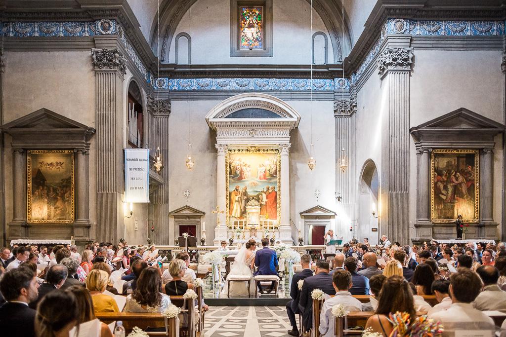 Cérémonie de mariage à l'église - Photographe : Sylvain Bouzat