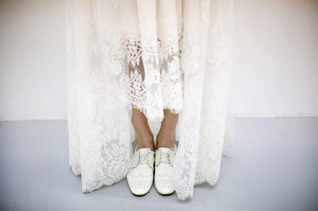 Tenue de la mariée